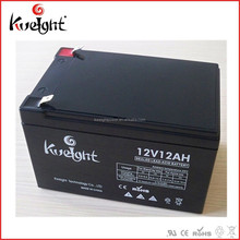 SLA Sealed Maintenance Free Solar Battery 12V 12AH for Solar VRLA Battery
