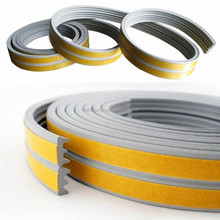 self adhesive E type rubber seal ,adhesive rubber seal strip