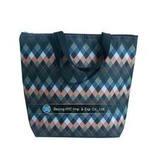 Factory wholesale oem production 12oz canvas tote bag