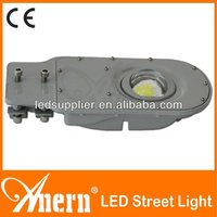Pure White 50w led street light pictures