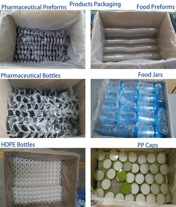 Plástico Frascos de Especiarias, Tempero Garrafas de Plástico, Frasco de especiarias