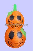 Inflatable Halloween pumpkin