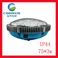 New style high power 225w Red(630nm)/Blue(460nm) UFO AC100~240V led grow light