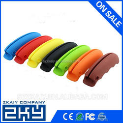 Factory manufacturer cheap price silicone handles for shopping bag