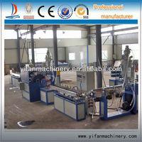 PVC Flexible Fibre Reinforced Pipe Production Line
