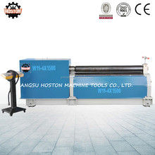 Hoston export low cost W11 cone rolling machine,rolling machine specification