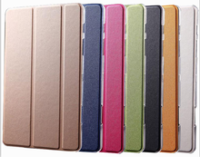 For Samsung Galaxy T550/T555/T551 Case Tablet PC Stand Slim Leather Case for Samsung Galaxy Tab A 9.7 T350/T351/T355 Case Cover