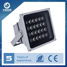 zhongshan factory price ip65 flood led light color changing, dimmable rgb outdoor led flood light 6w 12w 24w 48w