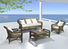 Outdoor rattan wicker furniture DH-N9059
