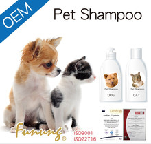 OEM/ODM Pet shampoo dog shampoo with competitive price Pet Shampoo