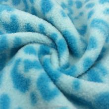100 Polyester cheap Polar Fleece Lining fabric