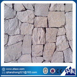 natural slate indoor and outdoor decoration loose stone / paving stone