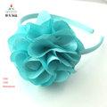 Zhejiang Nuevo 2014 banda hecha a mano de los niños accesorios para el cabello de flores