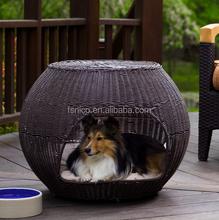 Elegant outdoor dog beds canopy dog bed funny dog beds