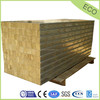 Smooth Flat Rock Wool Sandwich Wall Panel for Partition