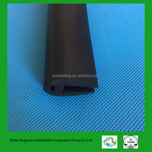 China supplier new product U channel rubber strip for desk edge