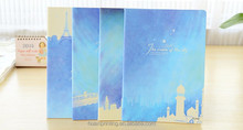 recycled diary exercise notebooks beautiful scenery printed for Primary school middle school high school University office