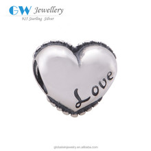 Love And Kisses Jewelry Prices Silver Charms For Premier Designs Bracelet Jewelry T018B