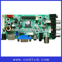 Lcd/Led Control Card With Hd Video Usb