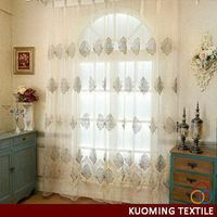 Designer classical ceiling drapery curtain rail cover