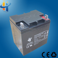Durable Battery 24ah 12v Rechargeable Valve Regulated Lead Acid Battery