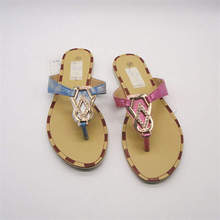 Export to Canada women's sheepskin slippers