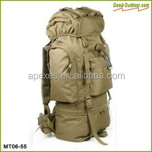 NEW Mountaineering Backpack Camping Hiking Military Backpack Supplies