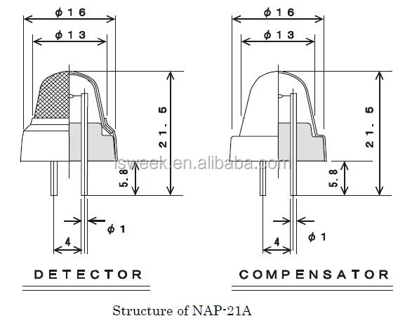 carbon dioxide sensor thermal conductive co2 sensor nap