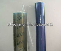 PVC sheet in rolls for packing or making bags