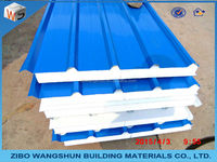 Hot sale good quality building material sandwich panel EPS roof