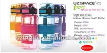 Children plastic water bottle BPA free