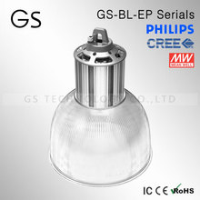 silver color led 200w high bay light fixture top quality outdoor