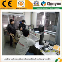 automatic production line Autoclaved Aerated Concrete Block Machine(DONGYUE AAC PLANT) introduction