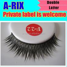 cosplay private label case vietnam premium synthetic hair lash