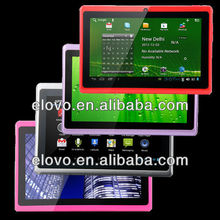China q88 Allwinner A13 android 4.2 free gaming tablet pc price