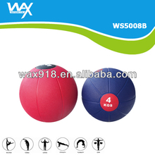 Medicine Ball With Double Color/Weighted/Fitness Ball/Rubber