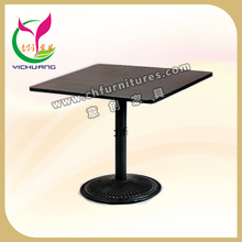 Popular and modern coffee table,laminate table top,SGS certificate, little square table YC-T36
