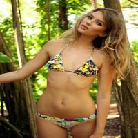 OEM Service Sexy Swimwear & Beachwear , Swimming Wear,Teen Bikini
