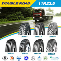 DOT approval best chinese brand truck tire