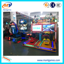 Simulator racing game machine/ Driving Arcade Games/touch screen video games machine