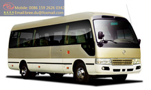 hot sale articulated bus and coach