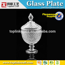 placa de vidro frutas