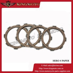 Popular Motorcycle Spare Parts Clutch Disc For Suzuki