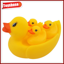 Mini rubber duck lanyard