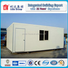 modern cheap but elegant prefabricated container house for sale