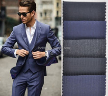 100% wool fabric wholesale fabric for men's suit worsted italian wool suit fabric coat pant men suit