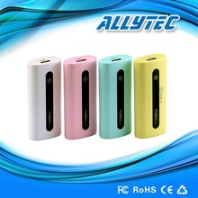 Fashion best sell 4000mAh AA battery power bank with long lasting and high capacity