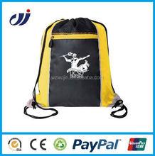 High quality hottest white cotton drawstring bag