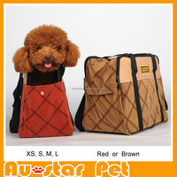 Size M Classical Pet Dog Cats Travel bag