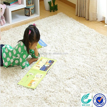 polyester waterproof anti slip red and black carpet
